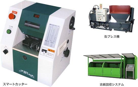 リサイクル機器
