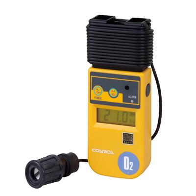 デジタル酸素濃度計 XO-326ⅡsA|新コスモス電機