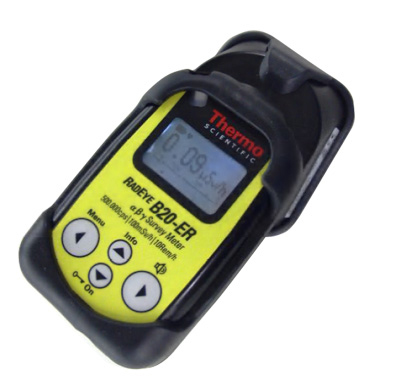 携帯用多目的サーベイメータ RadEye B20-ER|Thermo Scientific