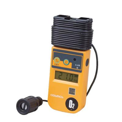 デジタル酸素濃度計 XO-326Ⅱ(A)|新コスモス電機