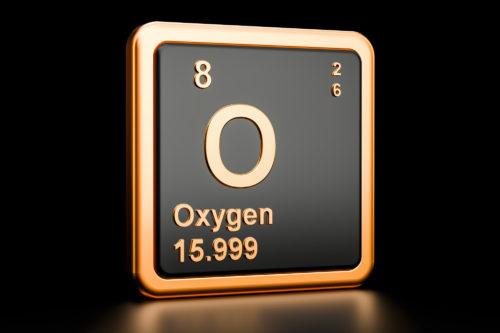 の 酸素 中 量 大気