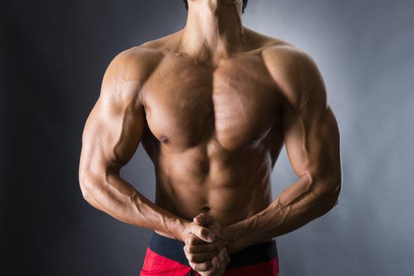 強靭な肉体