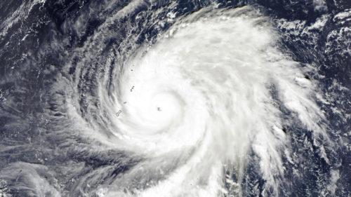 台風21号がおきた時、トラックスケールはどうなったか?